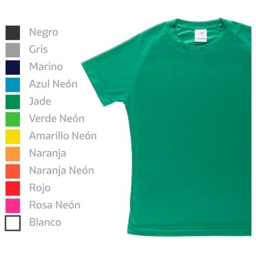 Playera Dry Wear Dama