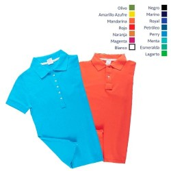 Playera Polo Fit Dama