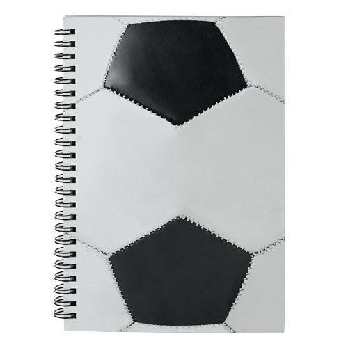 Libreta Soccer Notes