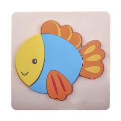Rompecabezas Fish