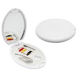 Costurero con Espejo Oval