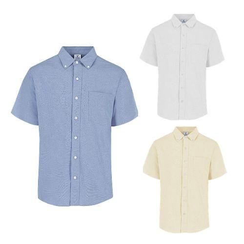 Camisa Oxford Caballero