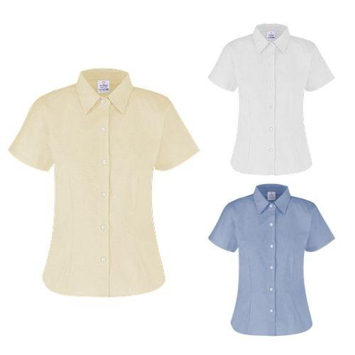 Camisa Oxford Silueta Dama