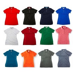Playera polo Advance Dama