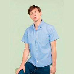 Camisa Manga Corta Cuadros y Rayas