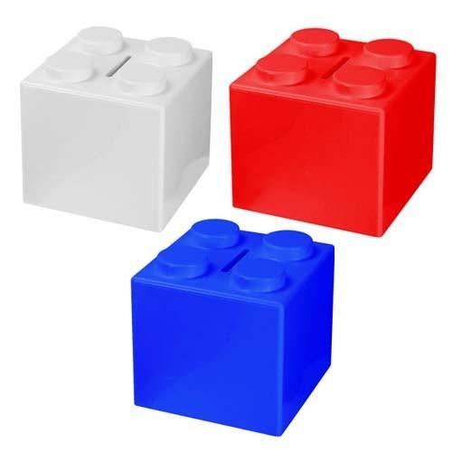 Alcancía Cubos