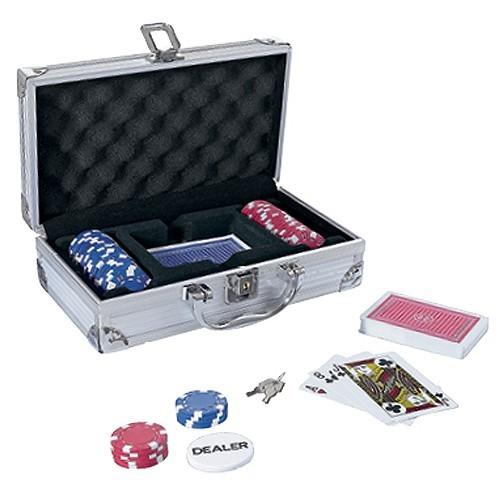 Mini Maletín de Póker Lucky